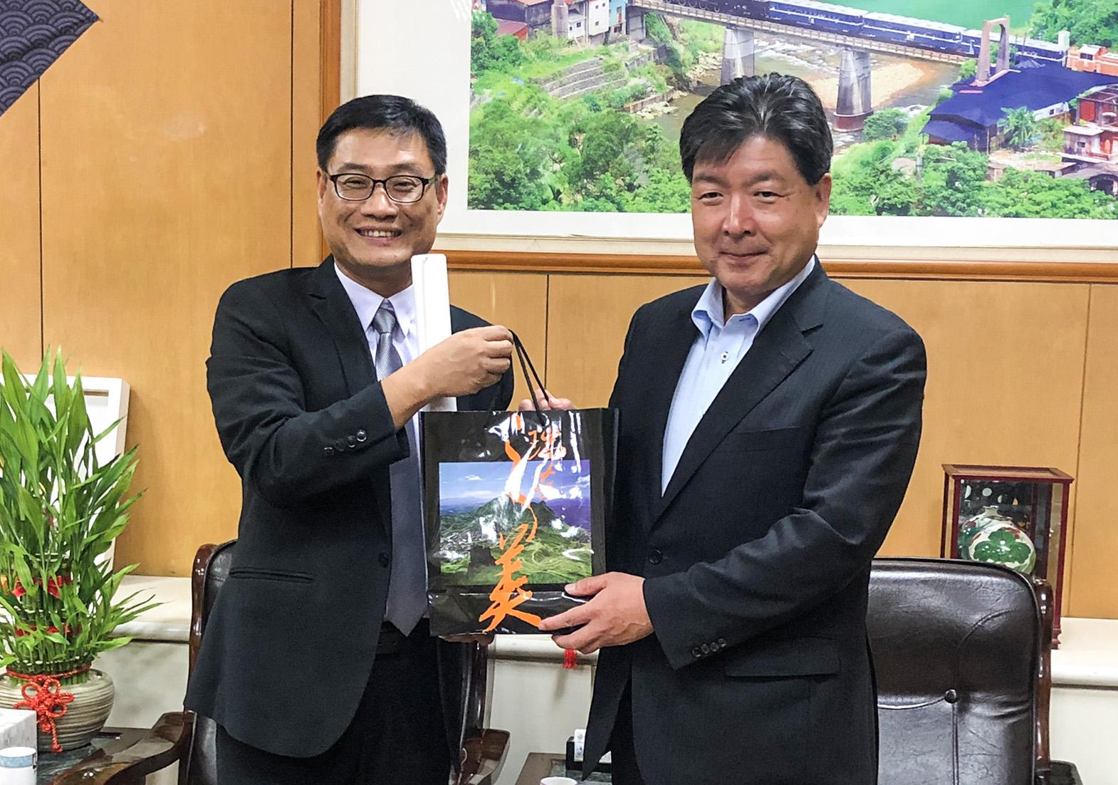 台湾新北市瑞芳区訪問